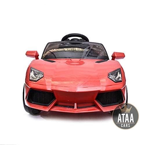 Coche electrico niños 12v estilo Lamborghini 1