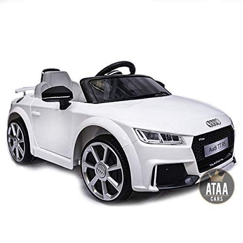 Audi TT RS 12v Licenciado con mando 1