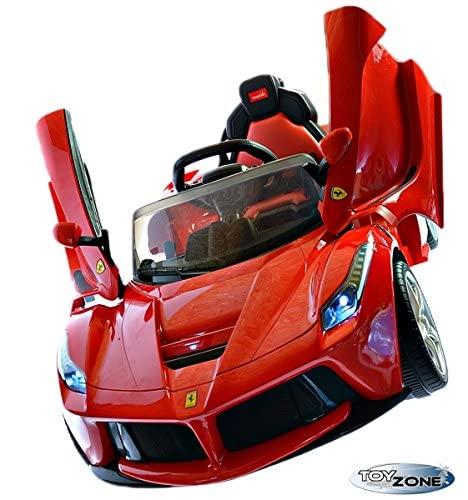 Coche electrico infantil 12V Ferrari 1