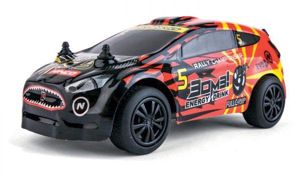Coche X Rally Bomb radiocontrol 1