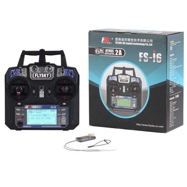 Transmisor RCmall FlySky FS-i6 1