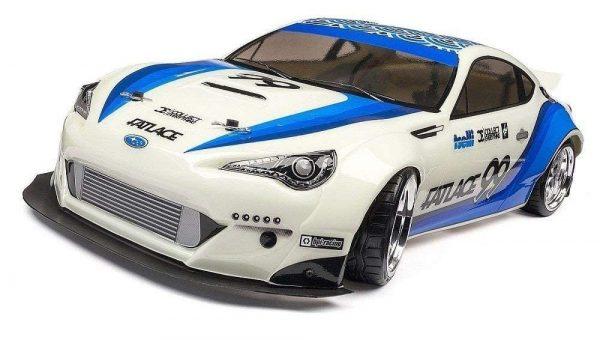 RS4 Sport 3 Drift Subaru 1