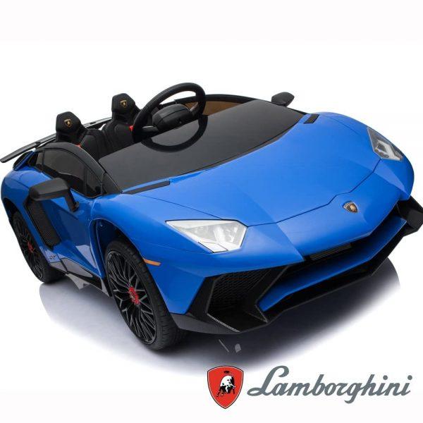 Coche electrico 12 V para niños Lamborghini 1
