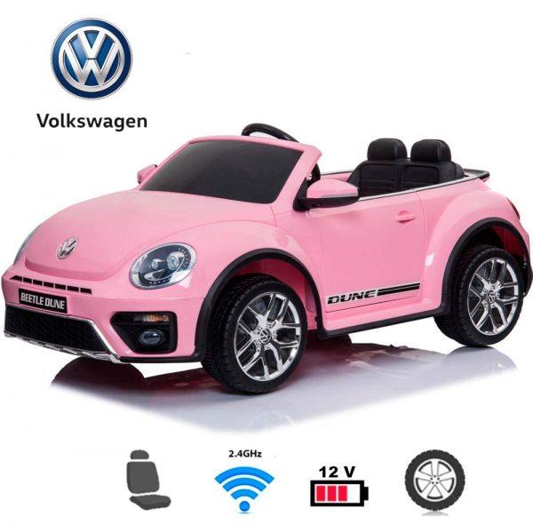 Coche electrico para niños - Volkswagen 12v 1