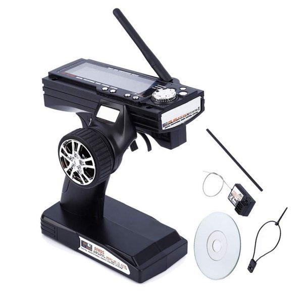 Transmisor Receptor de Radio Control 3?Canales 1