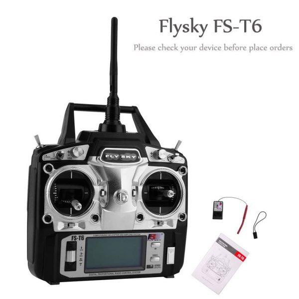 RCmall Flysky FS-T6 Alta Precisi?n 1