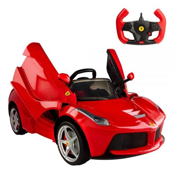 Coche bateria RC Ferrari LaFerrari de 12V 1