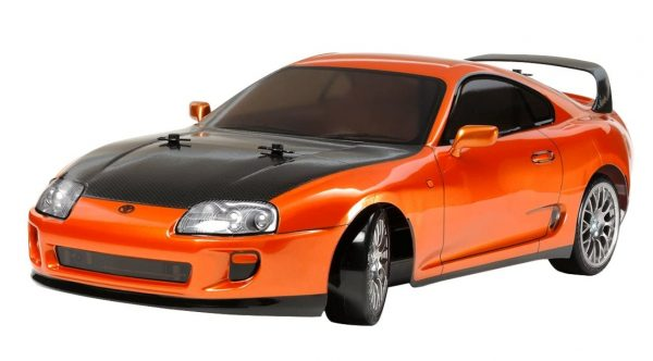 Tamiya 1:10 RC Toyota Supra Drift 1