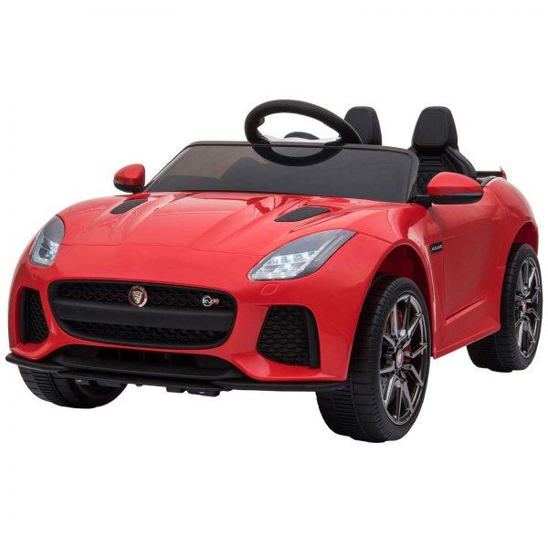 Coche Electrico Infantil Jaguar F-Type 1
