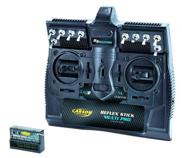 Carson Radio Reflex Stick Pro Multi 14 1