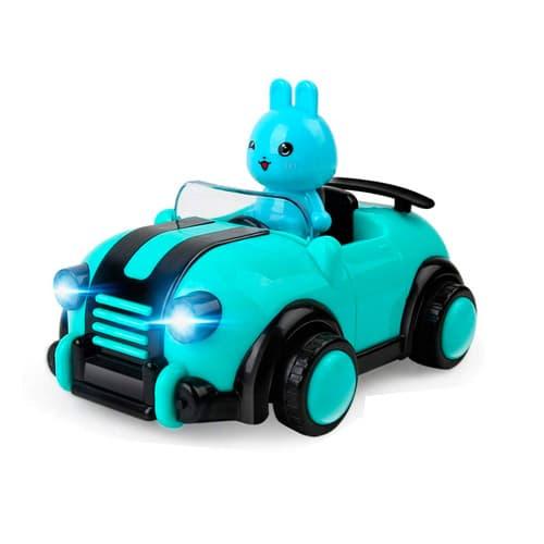 coche teledirigido bebe beebeerun
