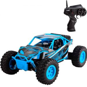 coche rc carreras rally 4x4