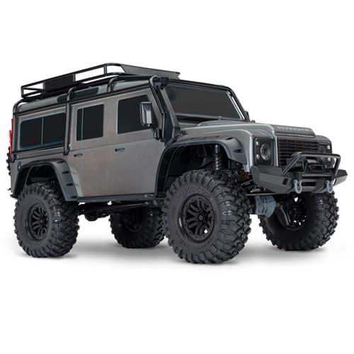 traxxas trx 4 land rover