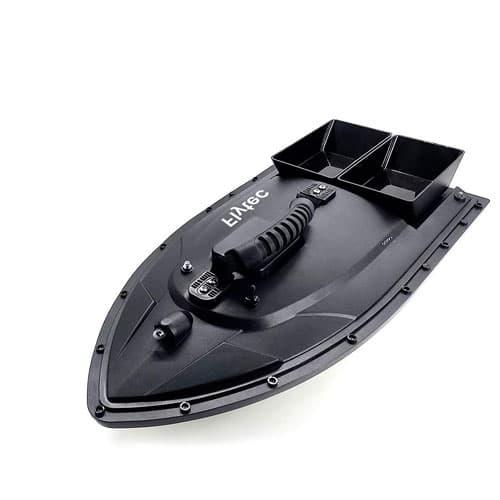 barco de cebo de pesca