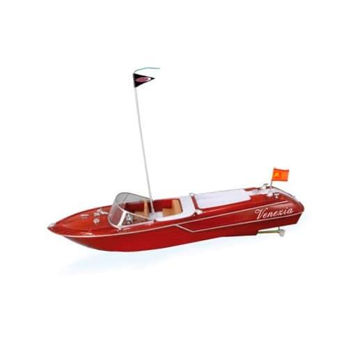 barco de control remoto