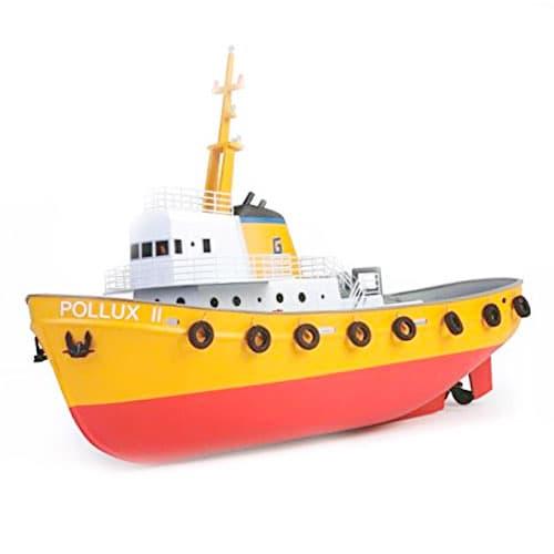 barco teledirigido electrico