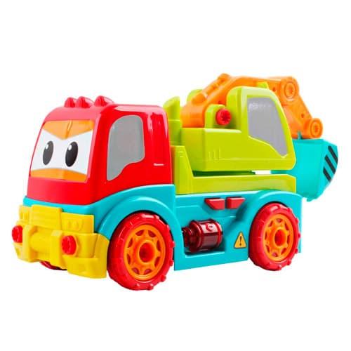 camion excavadora radiocontrol