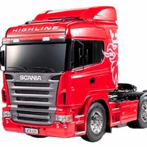 Camiones RC Teledirigidos