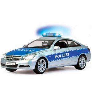 coche de radiocontrol policia