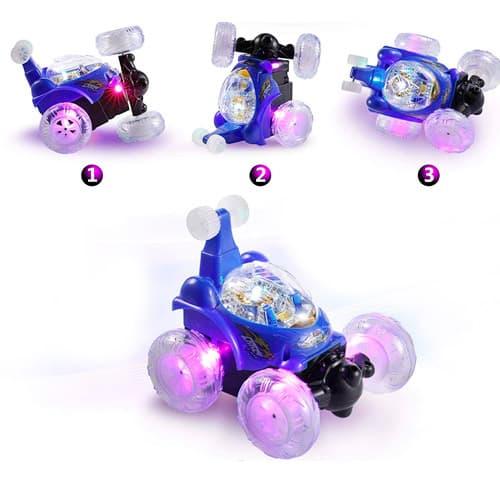 coche teledirigido 360 grados