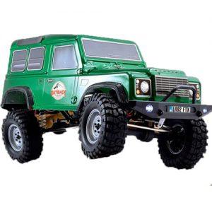 coche crawler rc 4x4