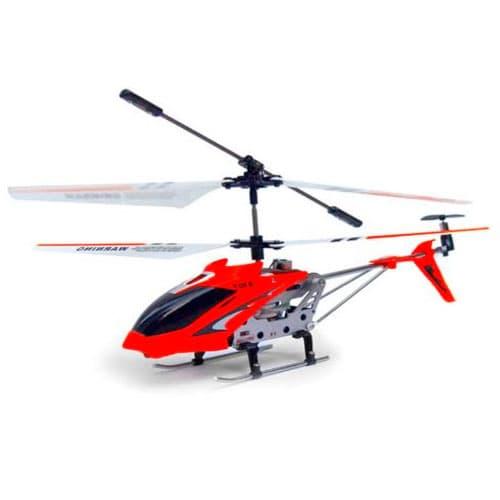 helicoptero con giroscopio