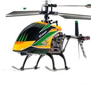 helicoptero teledirigido 4 canales