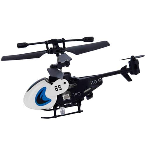 juguete rc helicoptero ligero