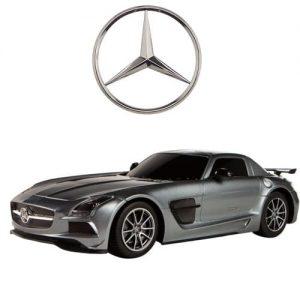 Mercedes teledirigido