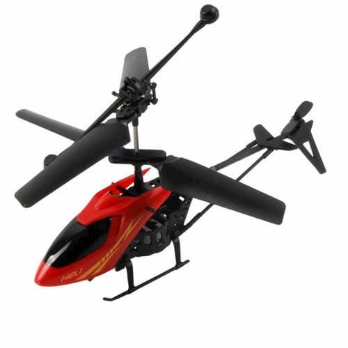 mini helicoptero de radiocontrol