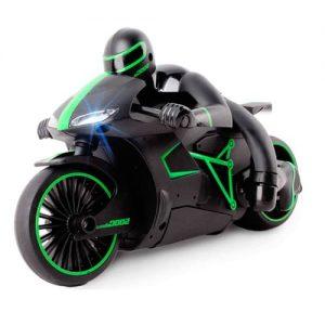 moto carreras teledirigida