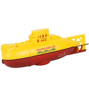submarino teledirigido