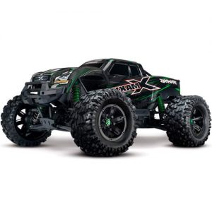traxxas camion monster