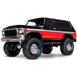 traxxas rc ford bronco