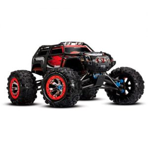 traxxas summit brushed